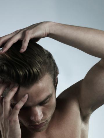 масажът е чудесен лек срещу косопад