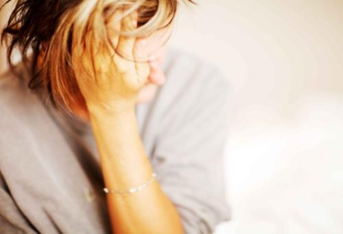 косопад в следствие на стрес