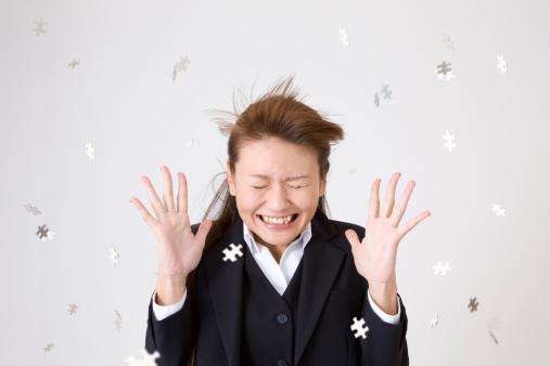 стресът води до косопад