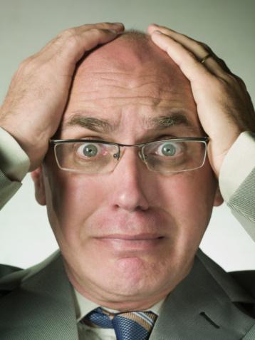 Стресът е фактро за появата на косопад